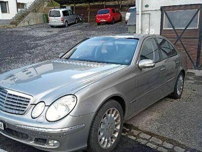 gebraucht Mercedes E500 E-Klasse Sehr schönerTop Zustand frisch MfK