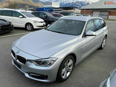 gebraucht BMW 320 3er i xDrive Touring Sport Line Steptronic