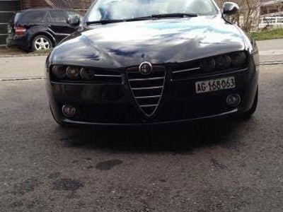 gebraucht Alfa Romeo 159 159 schöner und gepflegterer 2,2 JTS ab MFK 09.2018