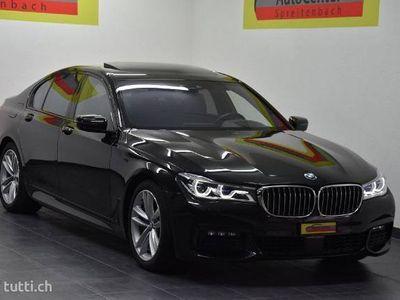 gebraucht BMW 740 xDrive M-SPORT PAKET
