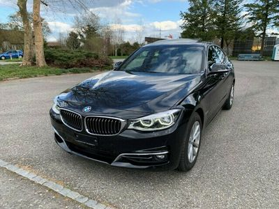 gebraucht BMW 320 Gran Turismo  d xDrive Luxury Line Steptronic