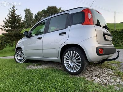 gebraucht Fiat Panda 1.2 Easy 69ps Benziner Anhängekupplung