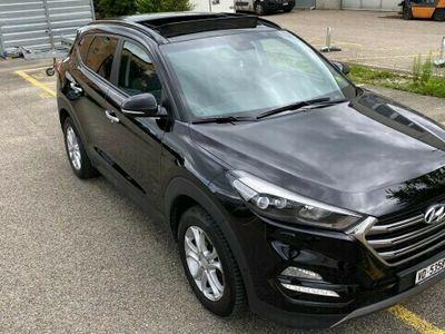 gebraucht Hyundai Tucson 2.0 CRDI