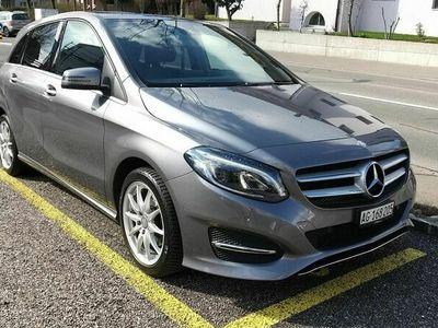 gebraucht Mercedes 220 B-Klasse Mercedes BenzCDI Swiss Star Edition Urban 4x4 7G-DCT