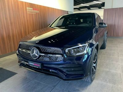 gebraucht Mercedes 300  GLC Coupéde AMG Line 4Matic 9G-Tronic