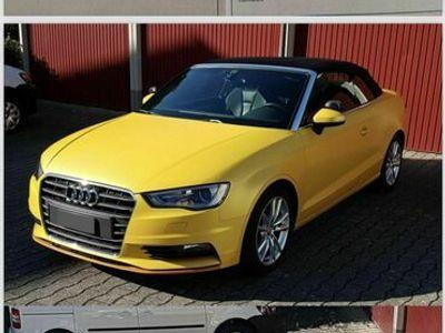 gebraucht Audi A3 Cabriolet Diesel Handschaltung