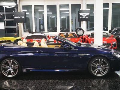 gebraucht BMW 650 Cabriolet 6er i xDrive M Paket Individual /