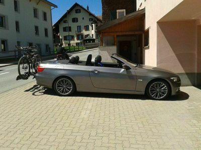gebraucht BMW 325 Cabriolet 3er d
