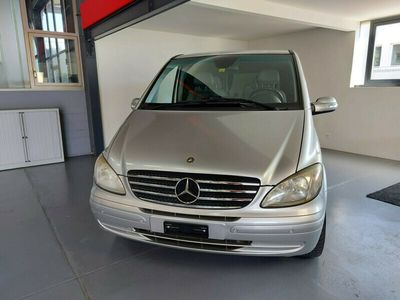 gebraucht Mercedes Viano Viano Mercedes2.2 FUN