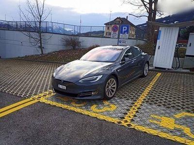 gebraucht Tesla Model S s75 2018