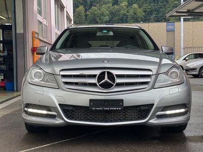 gebraucht Mercedes C300 CDI Avantgarde 4Matic 7G-Tronic