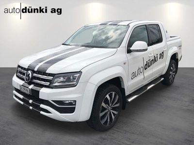 gebraucht VW Amarok 3.0TDI Aventura 4Motion Automatic