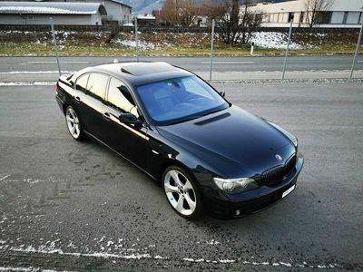 gebraucht BMW 745 7er d V8