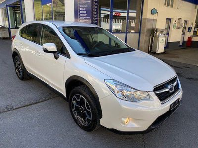 gebraucht Subaru XV 1.6 Swiss One