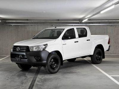 gebraucht Toyota HiLux Double Cab.-pick-up 2.4 D-4D 150 Comfort