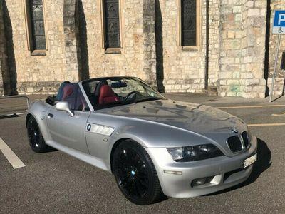 gebraucht BMW Z3 1.9i Roadster