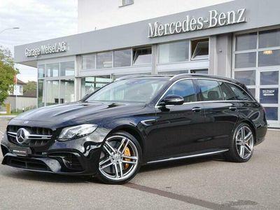 gebraucht Mercedes E63 AMG S 4matic+ Kombi