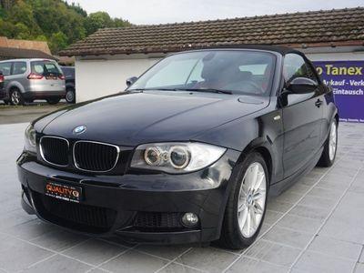 gebraucht BMW 125 Cabriolet 1er i Steptronic