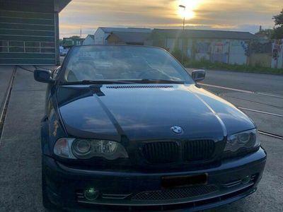 gebraucht BMW 330 Cabriolet 3er 330 cabrio 3er