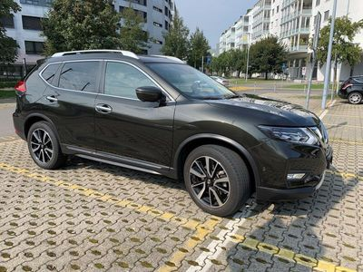 gebraucht Nissan X-Trail 2.0 dCi tekna Xtronic CVT ALL-MODE 4x4