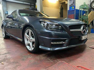 gebraucht Mercedes SLK350 BlueEffic. Cabriolet