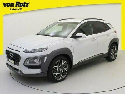 gebraucht Hyundai Kona 1.6 HEV Launch