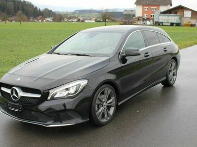 gebraucht Mercedes CLA220 Shooting Brake CLA-Klasse CLA 220d 7G-DCT