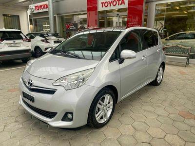 gebraucht Toyota Verso-S Verso-S 1.33 Linea Sol Multidrive S1.33 Linea Sol Multidrive S