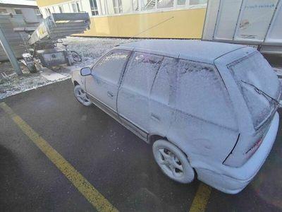 gebraucht Subaru Justy Justy Für Export oder TeileFür Export oder Teile