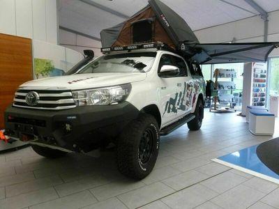 gebraucht Toyota HiLux 2.4D-4D Sol DoubleCab 4x4