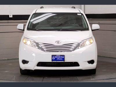 gebraucht Toyota Sienna 2017 LE AWD MIT 300PS UND 8-GANG AUTOMATIK-GET