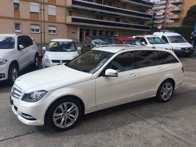 gebraucht Mercedes C200 Avantgarde 7G-Tronic