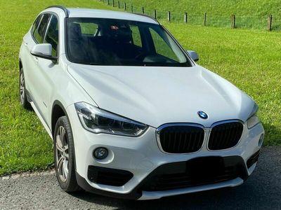 gebraucht BMW X1 xDrive 18d Sport Line Steptronic