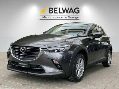 gebraucht Mazda CX-3 2.0/121 Ambition Plus 5