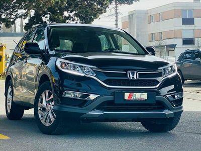 gebraucht Honda CR-V 1.6 i-DTEC Elegance 4WD Automatic