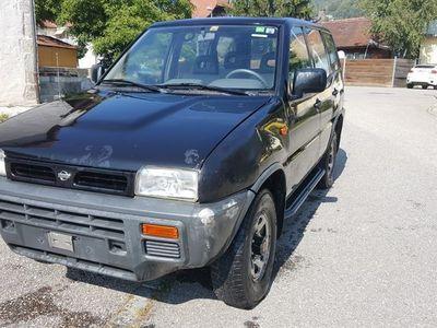 gebraucht Nissan Terrano 2.7 TD SE Wagon