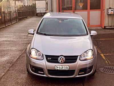 gebraucht VW Golf V 1.4 GT benzin frisch mfk 15.10.2020 Automat.