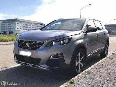 gebraucht Peugeot 5008 7 Plätze, 181 PS, 8 fach, LED, Panorama