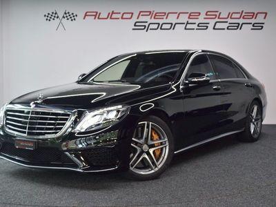 gebraucht Mercedes S63 AMG S-KlasseAMG L 4Matic