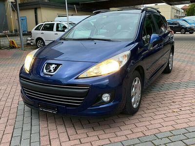 gebraucht Peugeot 207 1.6i