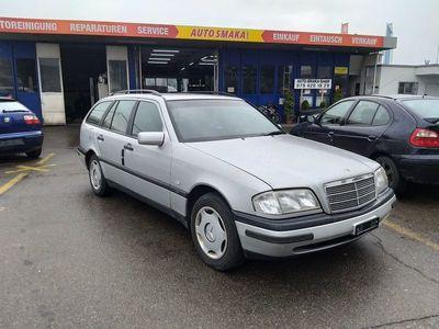gebraucht Mercedes C250 C-KlasseTD Classic