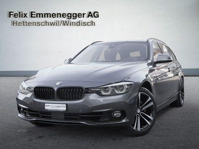 gebraucht BMW 330 d xDrive Touring EdSpo
