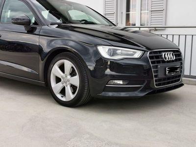 gebraucht Audi A3 Sportback 2.0 TDI Ambiente