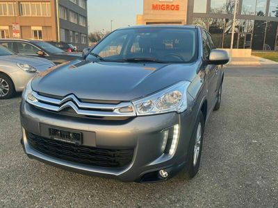 gebraucht Citroën C4 Aircross  1.6 HDi Attraction 4WD