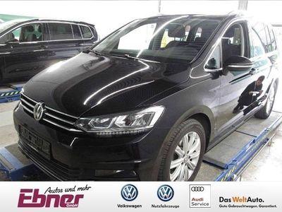 gebraucht VW Touran HIGHLINE 1.4TSI 150PS DSG 7SITZE AHK ACC