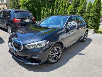 gebraucht BMW 118 i Sport Line Steptronic