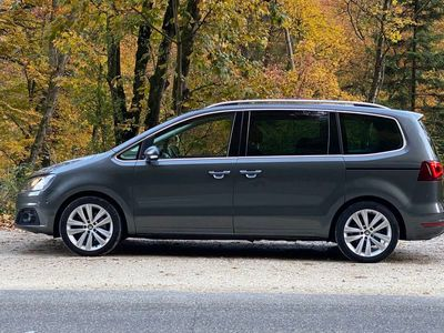 gebraucht Seat Alhambra 2.0 TDI 184 Style Adv. DSG S/S