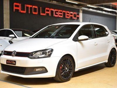 gebraucht VW Polo 1.4 TSI GTI Carbon Edition DSG