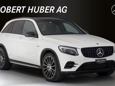 gebraucht Mercedes GLC43 AMG GLC-KlasseAMG 4Matic