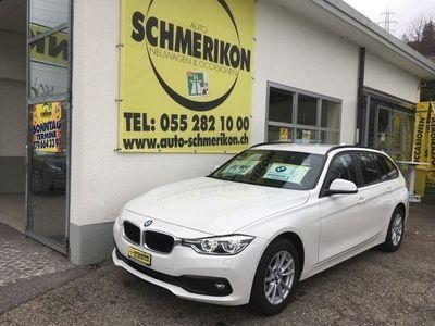 gebraucht BMW 320 d xDrive Touring Steptronic-Automat
